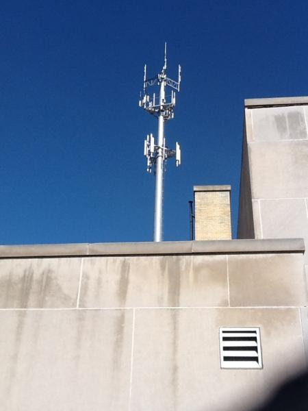 WiMax tower