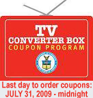TV Converter Box Coupon Program